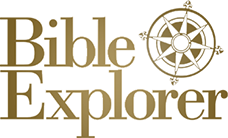 Bible explorer logo