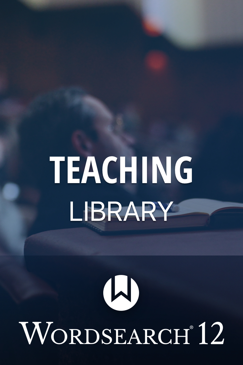 Product cover of Teaching Library