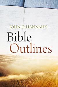 Hannahs bible outlines
