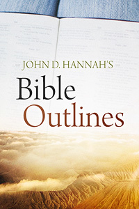 Hannahs bible outlines