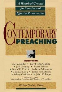 Handbook of contemporaty preaching