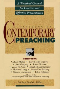 Handbook of contemporaty preaching