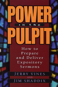 Powerinpulpit