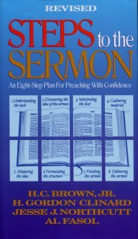 Steps to the sermon