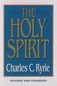 edward chrisolms analysis of the doctrine of the holy spirit The person of the holy spirit orthodox position: the deity of the holy spirit has been a cardinal doctrine of the historic church from the beginning the christian faith asserts that the holy.