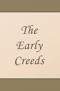 Earlycreeds