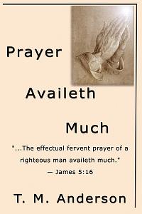 Prayeravailethmuch