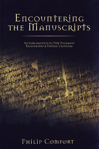 Encounteringthemanuscripts