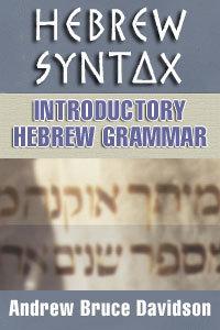 Hebrewsyntax