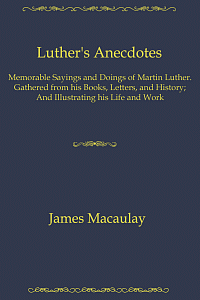 Lutheranecdotes