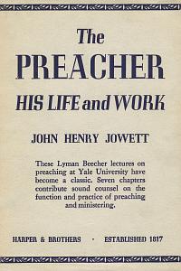 Jowettpreacher