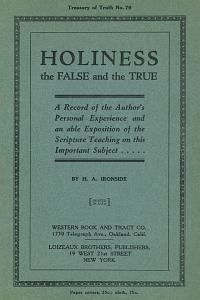Ironsideholiness