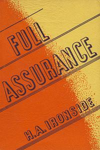 Ironsidefullassurance