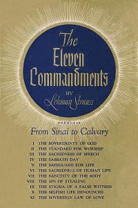 Elevencommandments