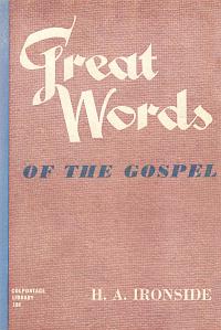 Greatwordsgospel