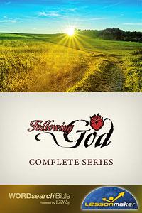 Following god smalll