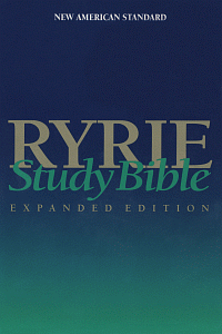 Ryrie study notes
