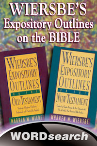 wiersbe bible commentary old testament pdf