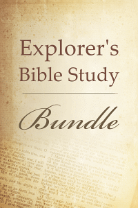 Explorersbiblestudybundle