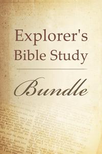 Explorersbiblestudybundle
