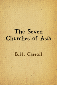 Seven churches carroll