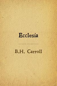 Ecclesia carroll