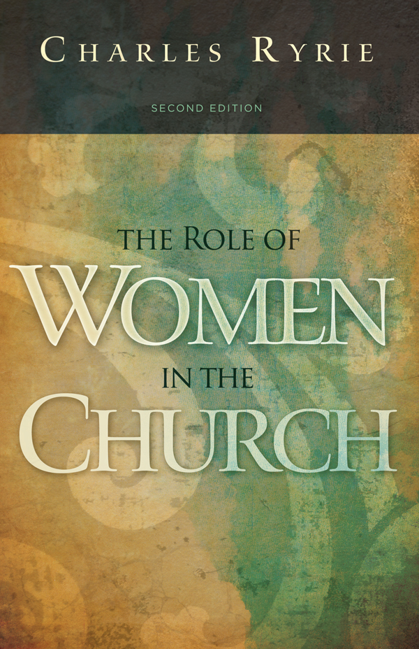 "an analysis of the role of women in the christian church Women – ""the role of women in the church 2 consider the matter of submission a some have suggested that unless a woman can have exactly the same role in the church as the man, she is a."