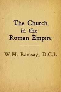 Church roman empire cover
