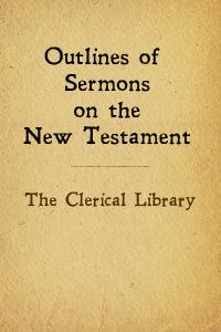 Clerical lib sermons nt
