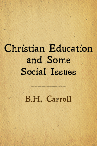 Christian education carroll