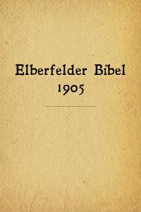 Elber 1905 cover