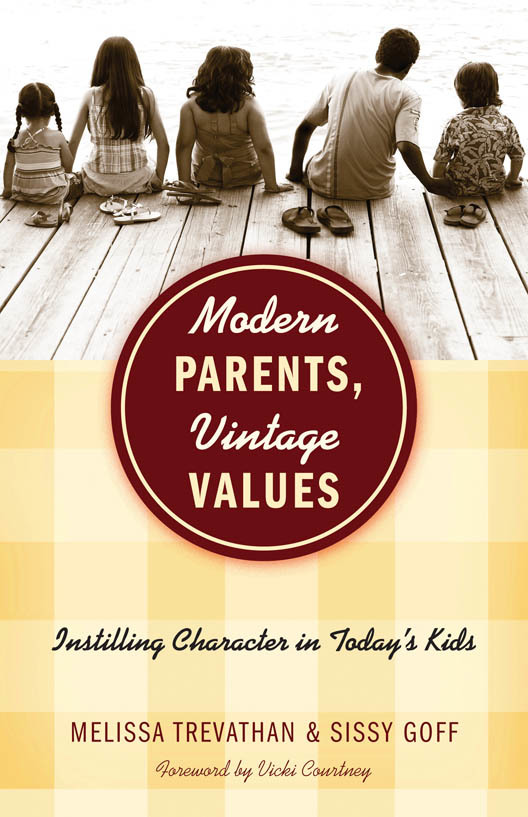 a look at the role of families in instilling values in families