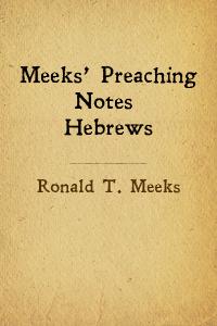 Meekshebrews