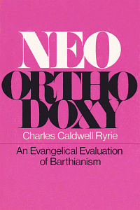 Neoorthodoxy