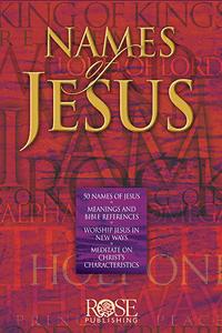 Names jesus
