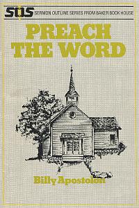 Sermonoutlineseriespreachword