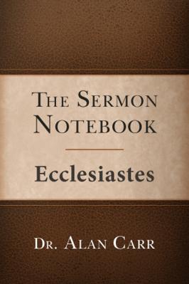 Tsnecclesiastes