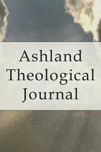 Ashlandtheologicaljournal