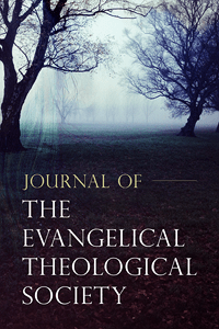 Evangelical theological society