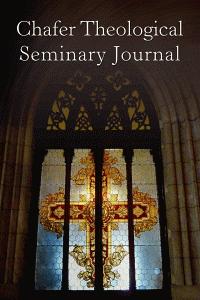 Chafertheologicalseminaryjournal