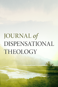 Journal disp theology