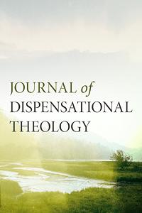 Journal disp theology