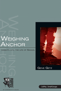Weighinganchor
