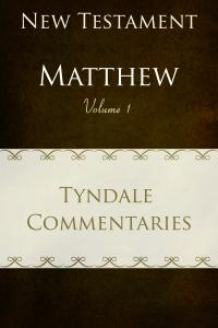 Tyndalecommmatthew