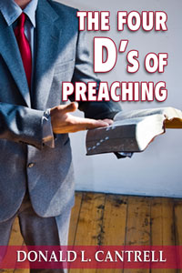 4 ds of preaching