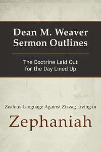 Deanweaversermonzephaniah
