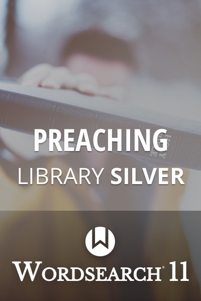 Ws preaching library silver