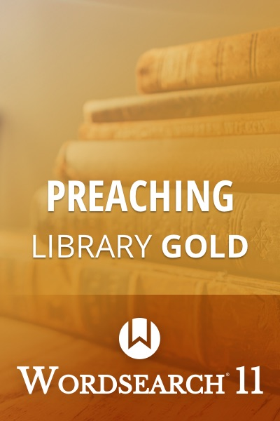 Ws preaching library gold