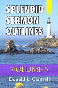 Splendid sermonoutlinesv5