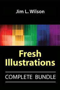 Fresh illustrations bundle